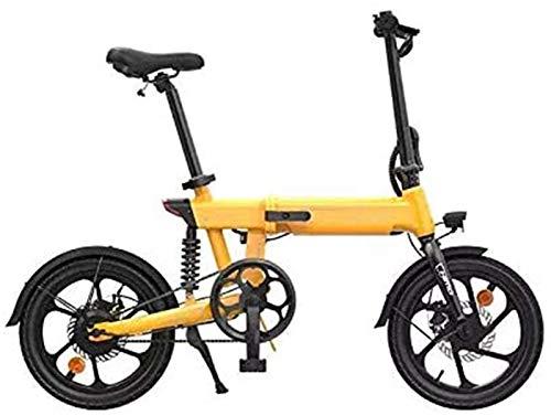 Ligero, Bicicleta plegable eléctrica 36V 10Ah de la batería de litio de 16 bicicletas de montaña eléctrica pulgadas de bicicletas E-bici eléctrica 250W ciclomotor Liquidación de inventario