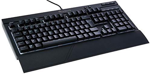 Teclado Mecânico Gamer Corsair K68 RGB Switch Cherry MX Red ABNT2 - CH-9102010-BR