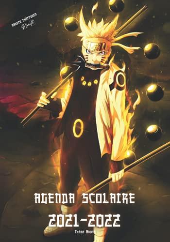   Agenda Scolaire 2021-2022 Thème Naruto  : Shippuden couverture de Septembre 2021 à Juillet 2022   Étudiant(e) Fille Garçon Pour Collège Lycée École ...   pour planifier une année scolaire réussie