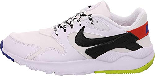 Nike LD Victory, Scarpe da Corsa Uomo, White/Black/Track Red/BRT Cactus/Hyper Blue, 44.5 EU