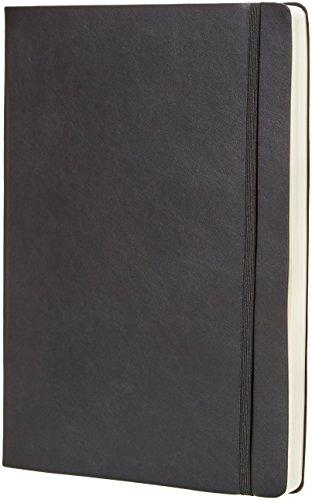Amazon Basics - Planner giornaliero e diario - 21.6 x 28 cm - Copertina morbida(semestre)