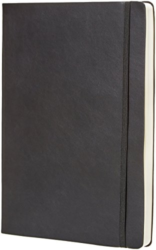 AmazonBasics Daily Planner and Journal - 8.5 Inch x 11 Inch, Soft Cover