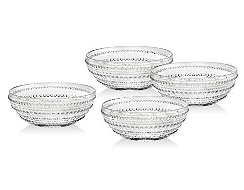 Godinger Lumina Bowl Set - 6 inch Bowls, Set of 4