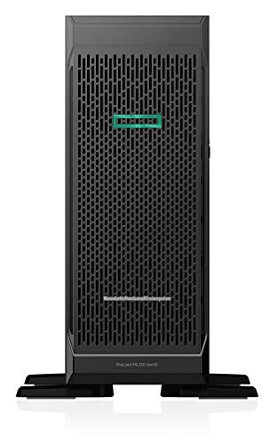 HP Hewlett Packard Enterprise ProLiant ML350 Gen10 Server 2.1 GHz Intel® Xeon® 4110 Tower (4U) 800 W