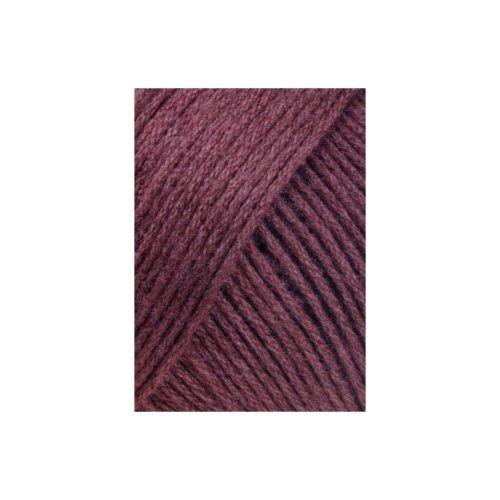 Lang YARNS Omega – kleur: wijn (0162) – 50 g/ca. 130 m wol