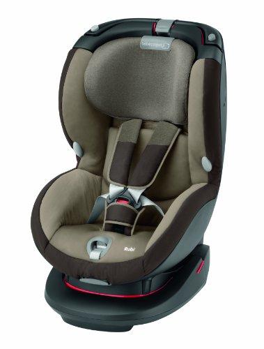 Bébé Confort 76435351 Rubi Seggiolino Auto, Gruppo 1, Marrone