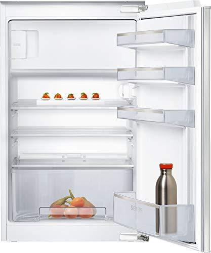 Siemens KI18LNFF0 iQ100 Einbau-Kühlschrank / F / 185 kWh/Jahr / 129 l / LED Beleuchtung / safetyGlas Ablagen