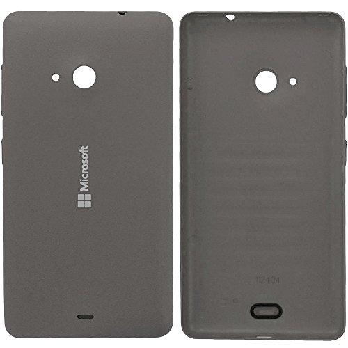 Microsoft 8003484 - Tapa trasera para Nokia Lumia 535, color negro y...