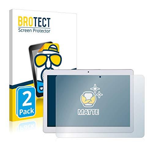 2X BROTECT Matte Screen Protector for Mediatek ZH960, Matte, Anti-Glare, Anti-Scratch