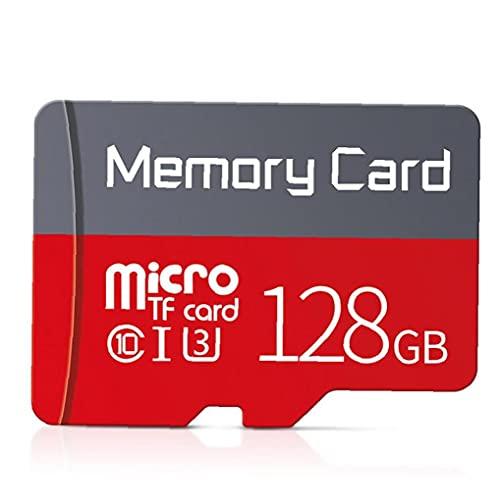 Casos de teléfono/Protectores de pantalla/Cables/cargadores mini portátil de 128 GB Mini lector de tarjetas de tarjetas de memoria SD con adaptador Mini SD para la cámara