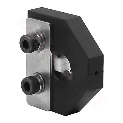 Vaorwne 3D impresora piezas filamento soldador conector para filamento 1,75 mm sensor de filamento Pla filamento material para Ender 3 Pro