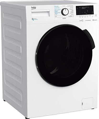 Beko WDW 85141 Steam Waschtrockner