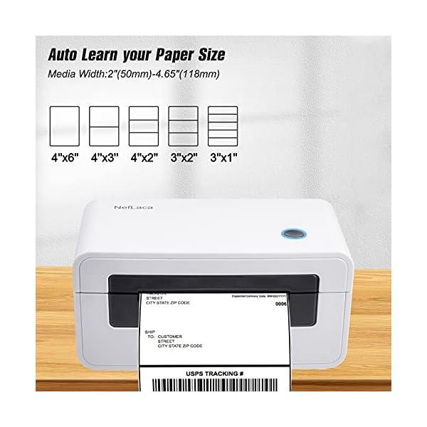 NefLaca N41 Thermal Label Printer