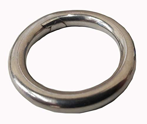 Stainless Steel O Ring 4MM x 40MM