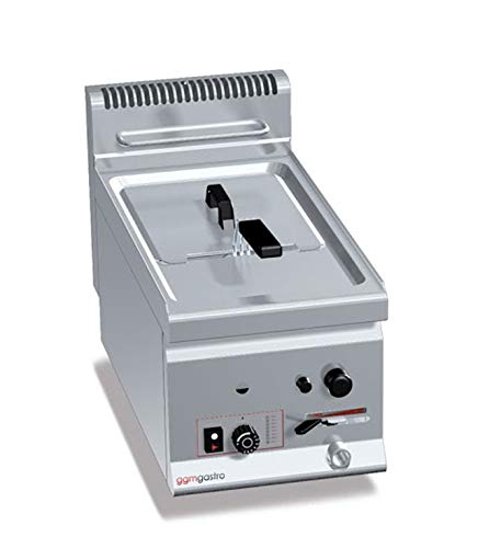 Gas Fritteuse 8 Liter (6,6 kW)