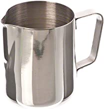 12 Oz Stainless Steel Frothing Pitcher