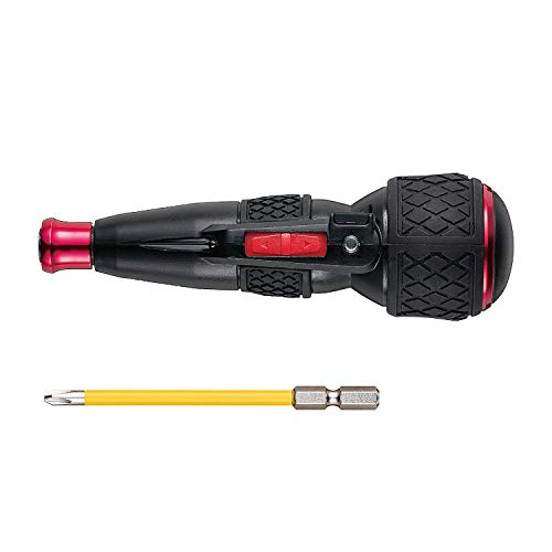 Vessel Electric Ball Grip Screwdriver with 1 Bit 220USB-1 Electric Drag Ball
