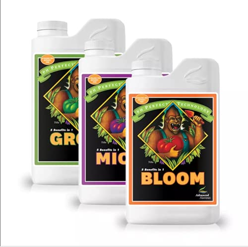 ADV Nutrients - PH Perfect Pack (Grow, Micro, Bloom)