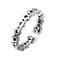 Material: Zinc alloy, gold Plated Best Gift for women/girls/ Girlfriend/ Lovers/Couple/Mom. Best Birthday Christmas Mother's Day Valentine's day Present Ever!!! Makes a wonderful gift for any occasion. Popular Fashion Rings in Europe,Can be used to m...