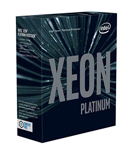Intel Xeon Platinum 8180 - Procesador (2,50 GHz, FC-LGA14, 38,5 MB)