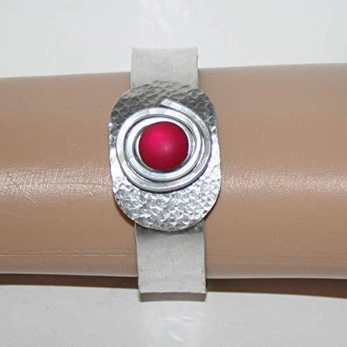 Armreif Aluminium Armband Damenschmuck Geschenkfürsie