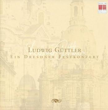 TELEMANN, G.P.: Concerto in D Major, TWV 53:D5 / VIVALDI, A.: Concerto for Viola d'amore and Lute (Virtuosi Saxoniae, Guttler)