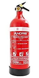 Feuerlöscher 2 L ABF Andris