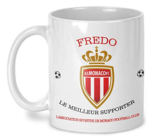 TASSE AS MONACO personnalisé - Mug Association sportive de M