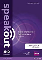 Speakout (2E) Upper Intermediate Course Book with DVD-ROM and MyLab Access