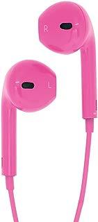 Fone de Ouvido com Microfone, i2GO, 1,2 Metros, Potência de áudio 103dB, Rosa