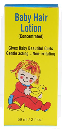 Clubman Baby Hair Lotion (Concentrated), 2-Ounce (Pack of 6)