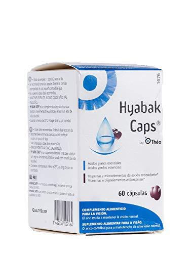 HYABAK 60 capsulas