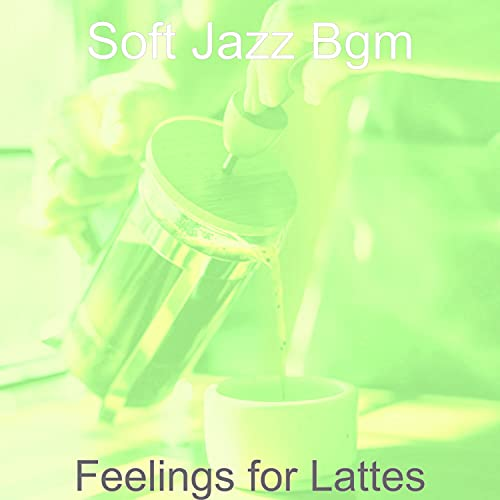 Vintage Smooth Jazz Sax Ballad - Vibe for Lattes