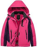 Wantdo Girl's Skiing Jacket wi...