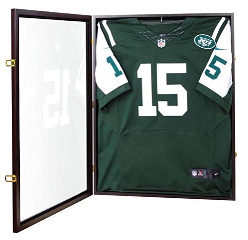 CHIMAERA Manufacturer regenerated product Jersey Display Shadow Box Baseball Special price Gift Football Wood 3