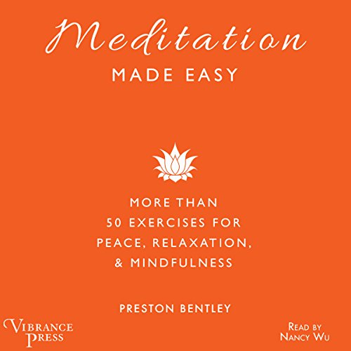 Meditation Made Easy cover art