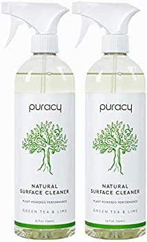 2-Pack Puracy All Purpose Cleaner Household Natural Multi-Surface Spray