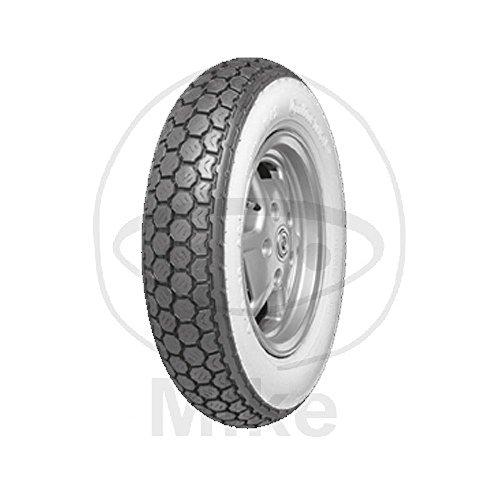 CONTINENTAL 3.50-10 59J K62 WW TL BANDA BLANCA -/110/R13 59J - A/A/70dB - Moto Pneu