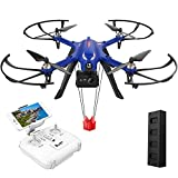 DROCON Bugs 3 Potente motore brushless Quadcopter Drone per adulti e hobbisti,...