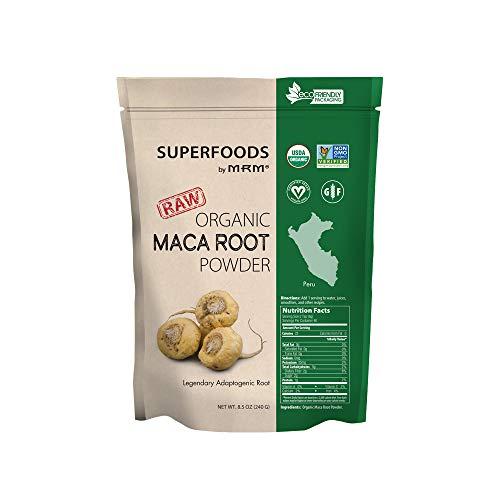 Super Foods - Raw Organic Maca Root Powder