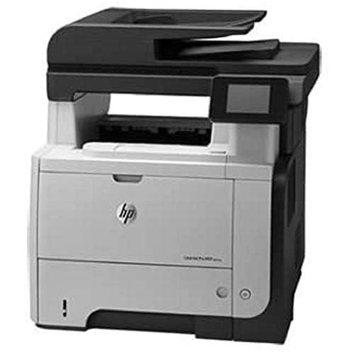 HP Laserjet PRO M521dw MFP, Stampante Laser Multifunzione Colori, Scanner, Fotocopiatrice, Fax, Stampa e Scanzione Fronte/Retro, ADF, Velocità 40 ppm, Display Touch Screen, USB, WiFi, Ethernet, Grigio