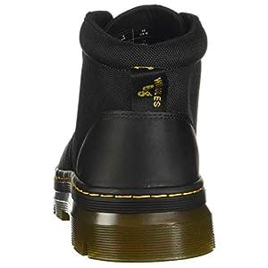 Dr. Martens Bonny Chukka Boot, Black Extra Tough Poly+Rubbery, Womens 13/Mens 12