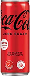 Coca-Cola Zero Sugar Single Can, 320ml