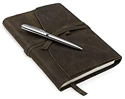 Refillable journal