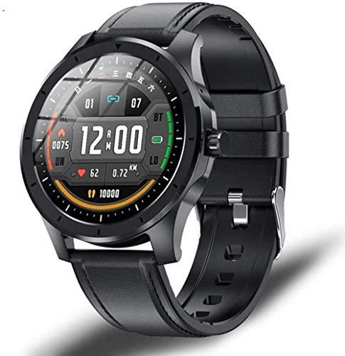 Reloj inteligente para hombre con conexión Bluetooth para Android Ios-D