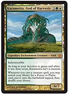 Magic: the Gathering - Karametra, God of Harvests (148/165) - Born of the Gods