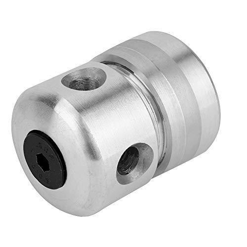 Cerradura del enganche del remolque, cerradura del acoplador de la aleación del cinc 29.7x25 pulgadas para el uso profesional