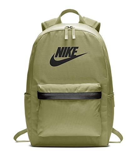 Nike Heritage 2.0 Rugzak Backpack, Olive/Grey (groen) - BA5880-030