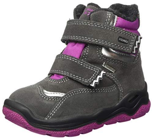 Primigi Baby Mädchen PGYGT 63625 First Walker Shoe, GRIG.SC/Magenta, 29 EU