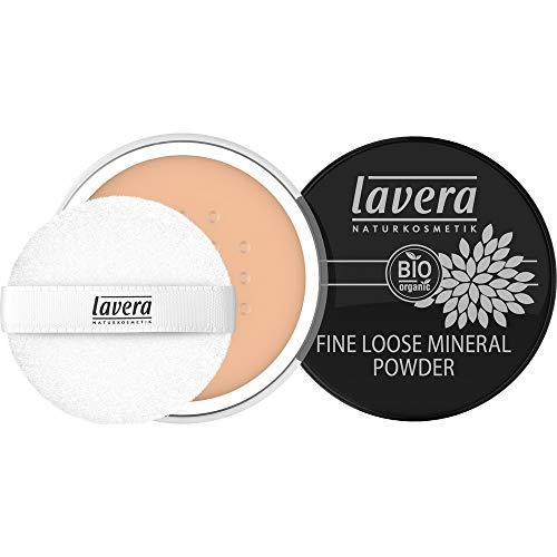 Lavera Poudre Libre Minérale Miel 03 8g Bio/Vegan